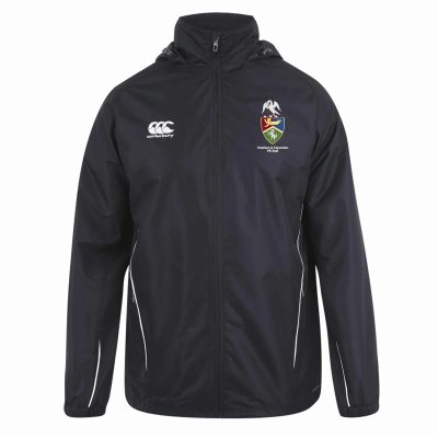 Canterbury Team Full Zip Rain Jacket cs