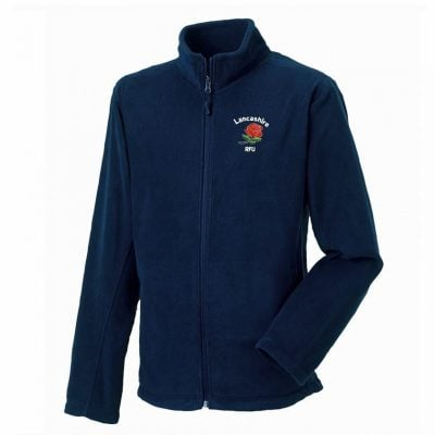 Full Zip Outdoor Fleece CS