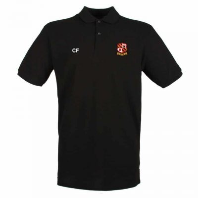 Henbury Modern Fit Cotton Pique Polo Shirt CS