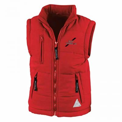 Junior ultra padded bodywarmer Cs