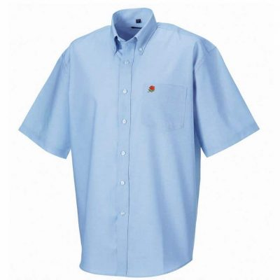 Short Sleeve Easycare Oxford Shirt CS