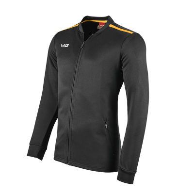 Fortis Presentation Jacket Black/Amber