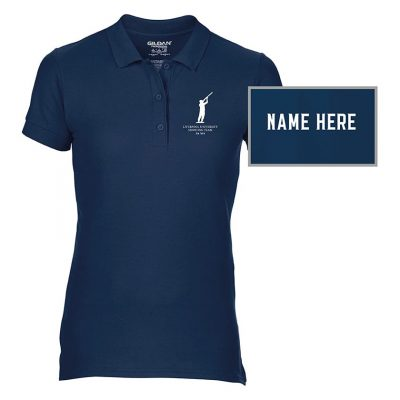Women's DryBlend™ double pique sports shirt CS