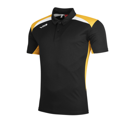 Novus Polo Black/Amber/White