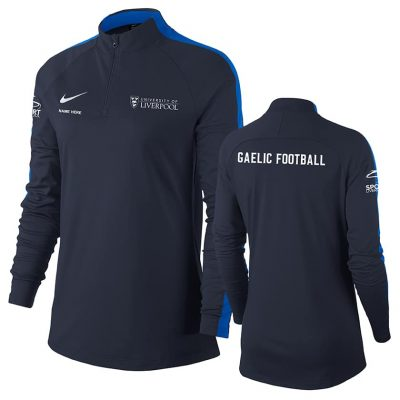 Nike Academy 18 Womens Drill Top CS