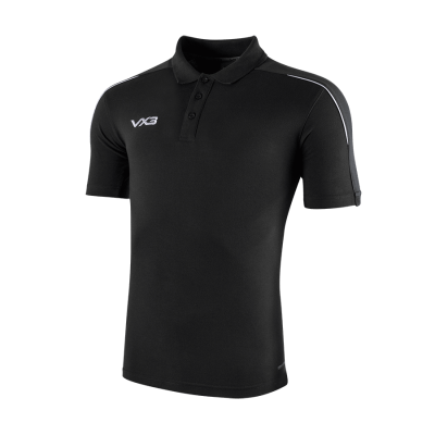 Pro Polo Shirt Black/Charcoal