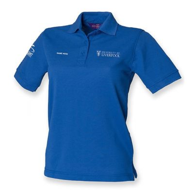 Women's Poly/Cotton Pique Polo Shirt CS