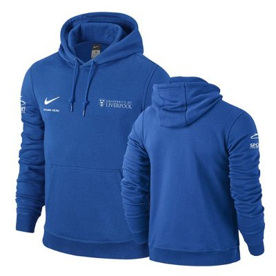 Nike Team Club Hoody CS ROYAL