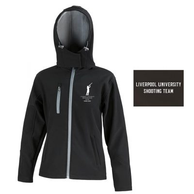 Women's Core TX performance hooded softshell jacket Cs