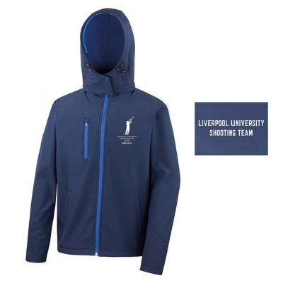 Core TX performance hooded softshell jacket CS