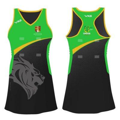 VX3 Netball Dress MTO  CS
