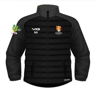 VX3 Pro Full Zip Quilted Jacket CS