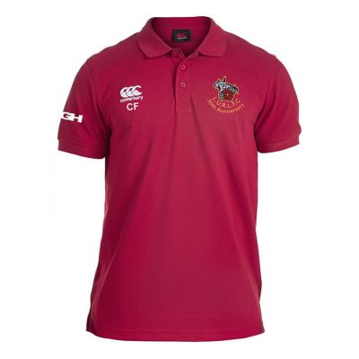 Canterbury Team Waimak Polo CS