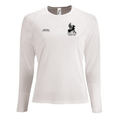 SOL'S Ladies Sporty Long Sleeve Performance T-Shirt cs