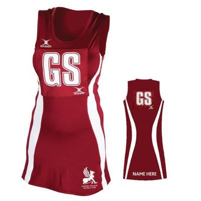 Gilbert Eclipse Netball Dress CS