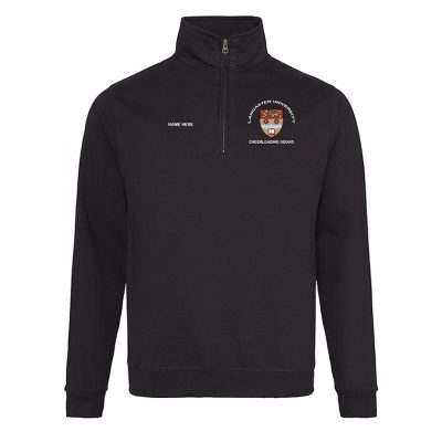 AWDis 1/4 Zip Sweatshirt CS
