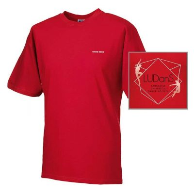 Russell Lightweight t-shirt CS